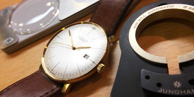 Revision einer Junghans Uhr