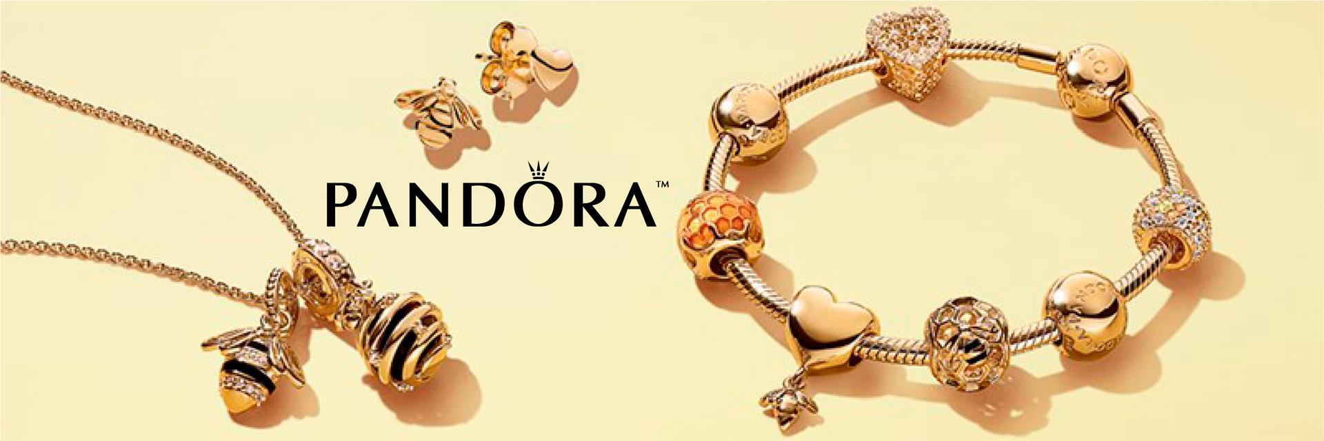 Pandora Silver/Gold Kollektion
