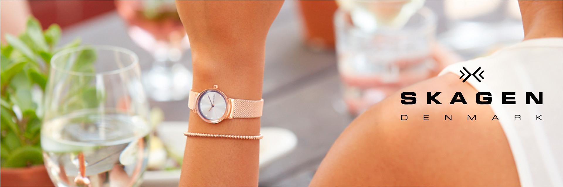 Skagen Uhren und Schmuck, Danish Design