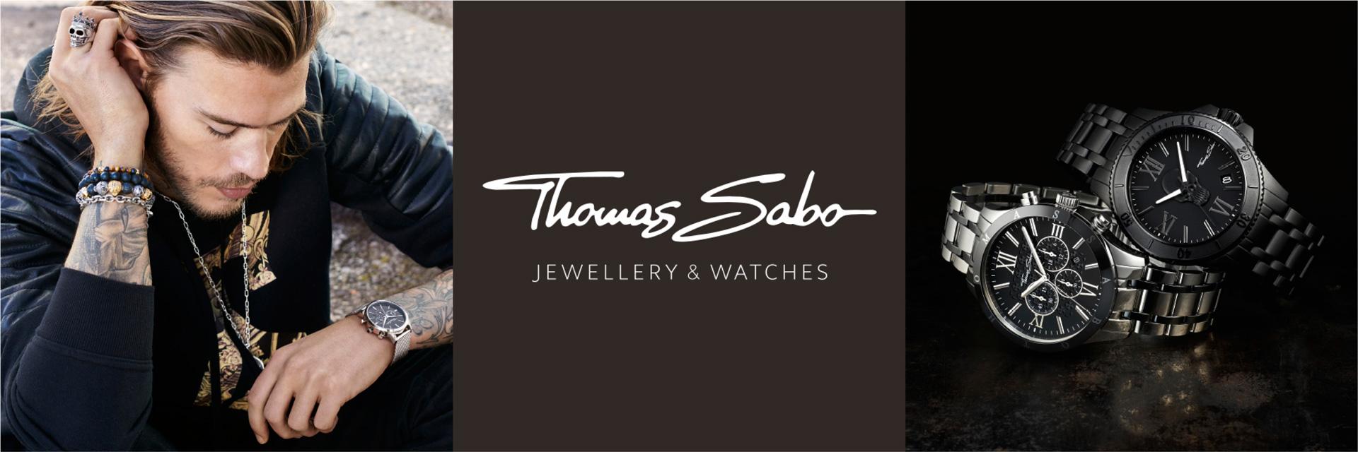 Armbanduhren von Thomas Sabo